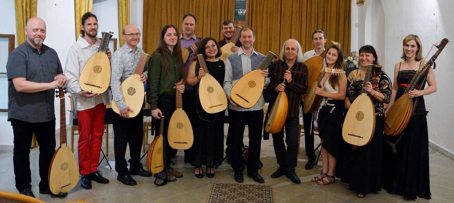 Bohemian lute orchestra - Bratislava 2019-c-Rudolf Bihary